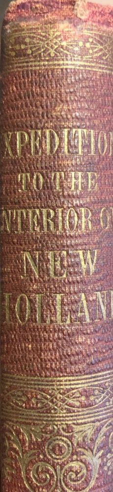 ACCOUNT of an Expedition to the Interior of New Holland.
