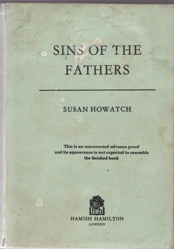 sins of the fathers howatch susan