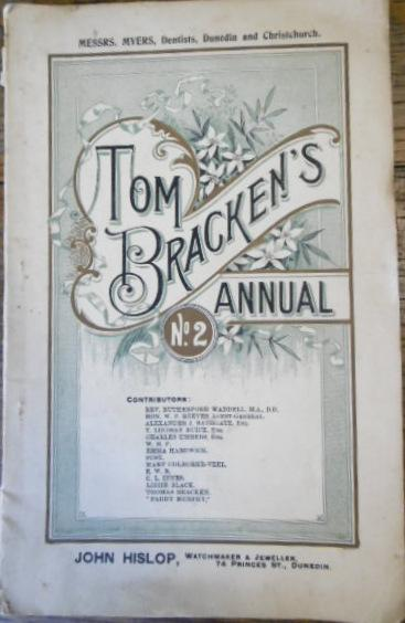 Tom Bracken's Annual No.2 1897. Thomas BRACKEN.