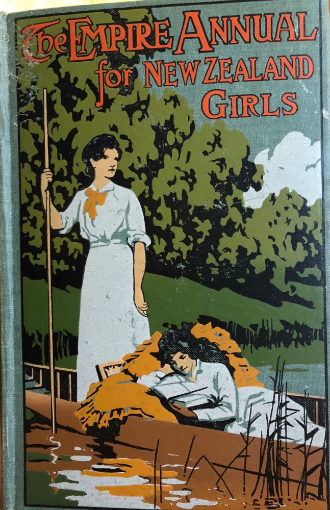 Empire Annual for Girls. A. R. BUCKLAND.