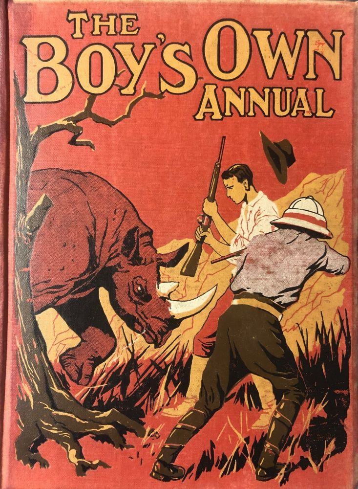 THE BOY'S OWN ANNUAL Vol. XLIV 1921-1922