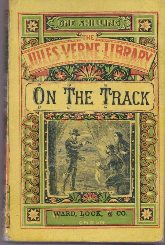On the Track. Jules Verne.