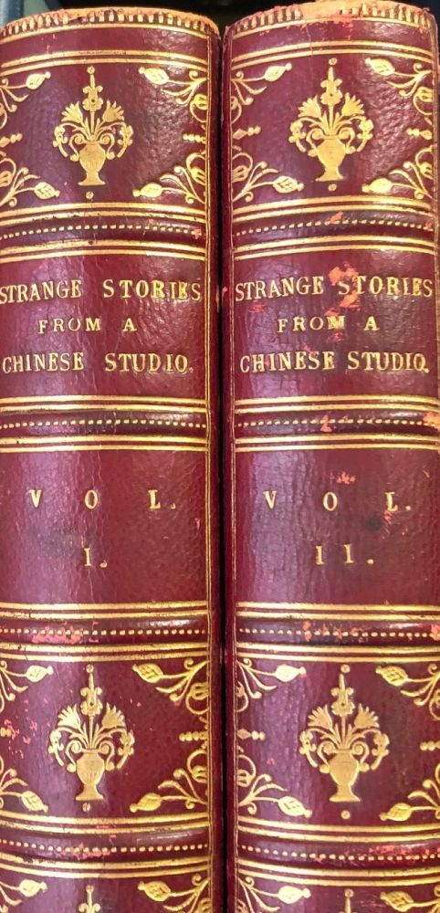 Strange Stories from a Chinese Studio. Herbert A. GILES, translated and.