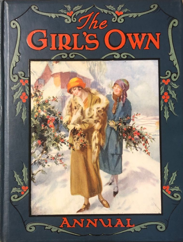The Girl's Own Annual Vol. 46. Flora KLICKMANN.