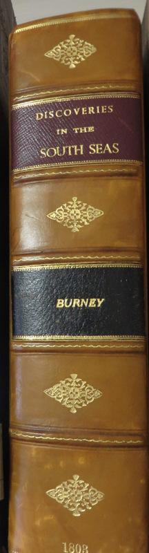 A Chronological History Of The Discoveries in The South Sea or Pacific Ocean. Parts I & II bound Together. James BURNEY.