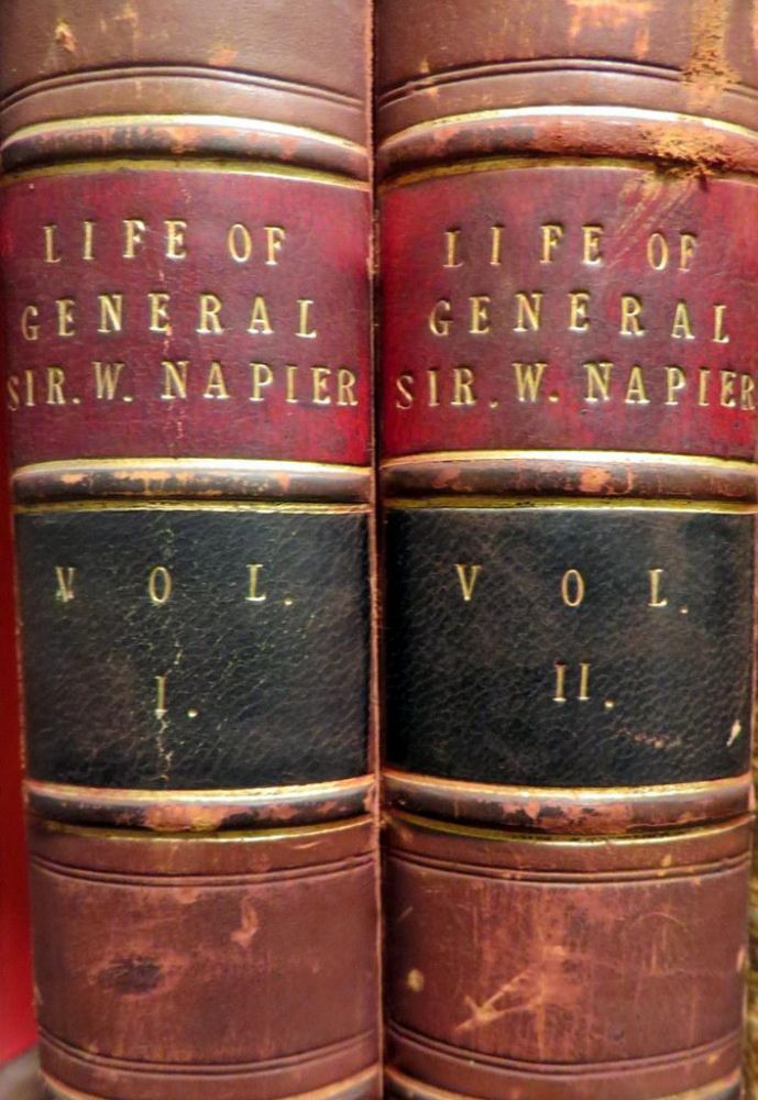 LIfe of General Sir William Napier, K.C.B. 2 Volumes. H. A. BRUCE.