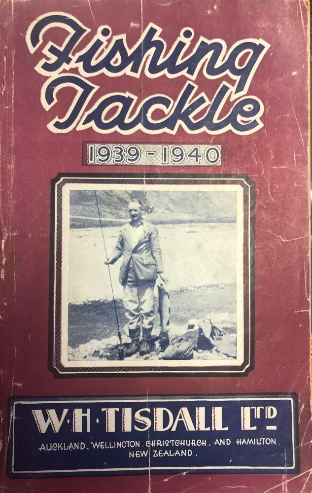 Fishing Tackle 1939-1940. W. H. Ltd TISDALL.