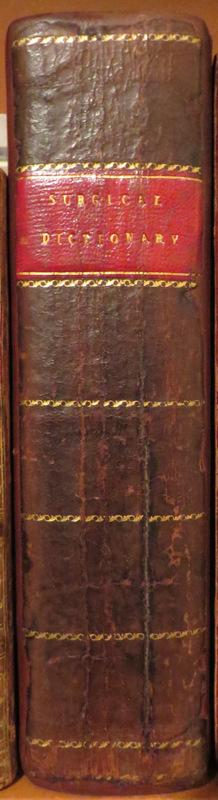 A Dictionary Of Practical Surgery. Samuel COOPER.