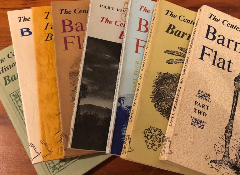 The Centennial History of Barnego Flat - Volumes 2 - 9. ANON, R. S. GORMACK.