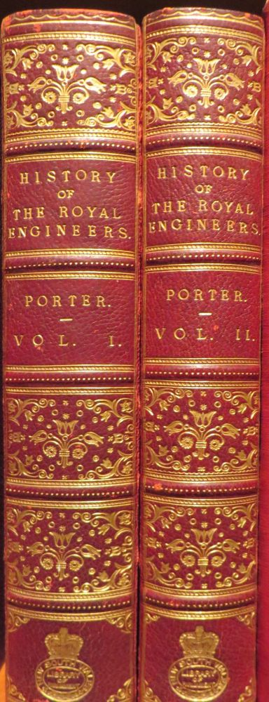 History of the Corps of Royal Engineers. Whitworth PORTER.