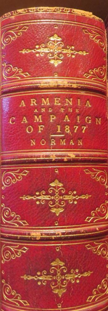 Armenia and the Campaign of 1877. C. B. NORMAN.