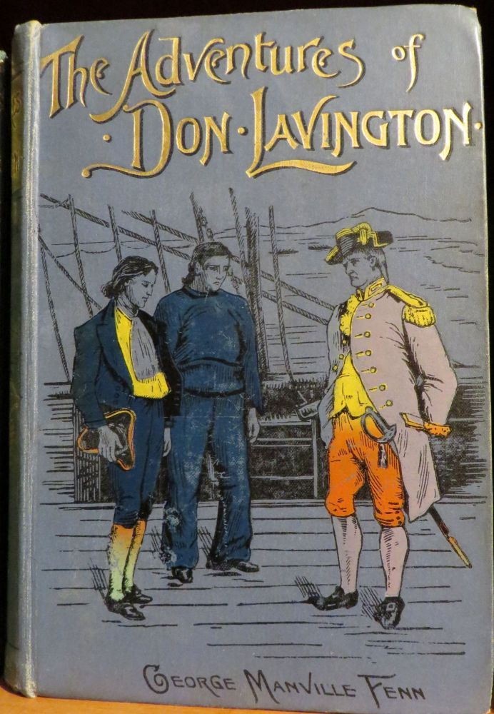 The Adventures of Don Lavington. George Manville FENN.