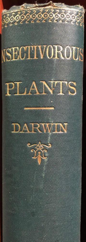 Insectivorous Plants. Charles DARWIN.