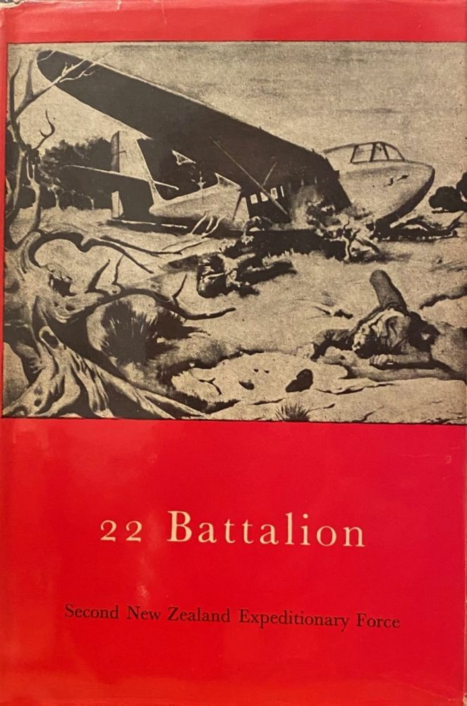 28 (Maori) Battalion. Official History of New Zealand in the Second World War 1939-1945. Cody.
