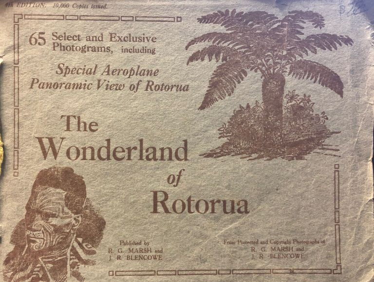 The Wonderland of Rotorua