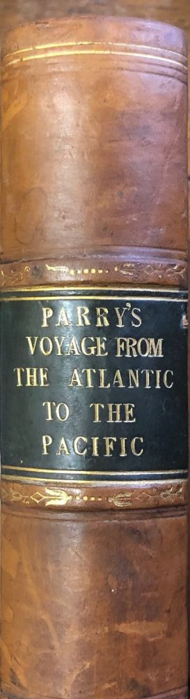 The Journal of a Voyage for the Discovery of a North-West Passage from the Atlantic to the Pacific, performed in 1819-20, in His Majesty's Ships Hecla and Griper...with an Appendix, containing the Scientific and other Obervations. William Edward Parry.