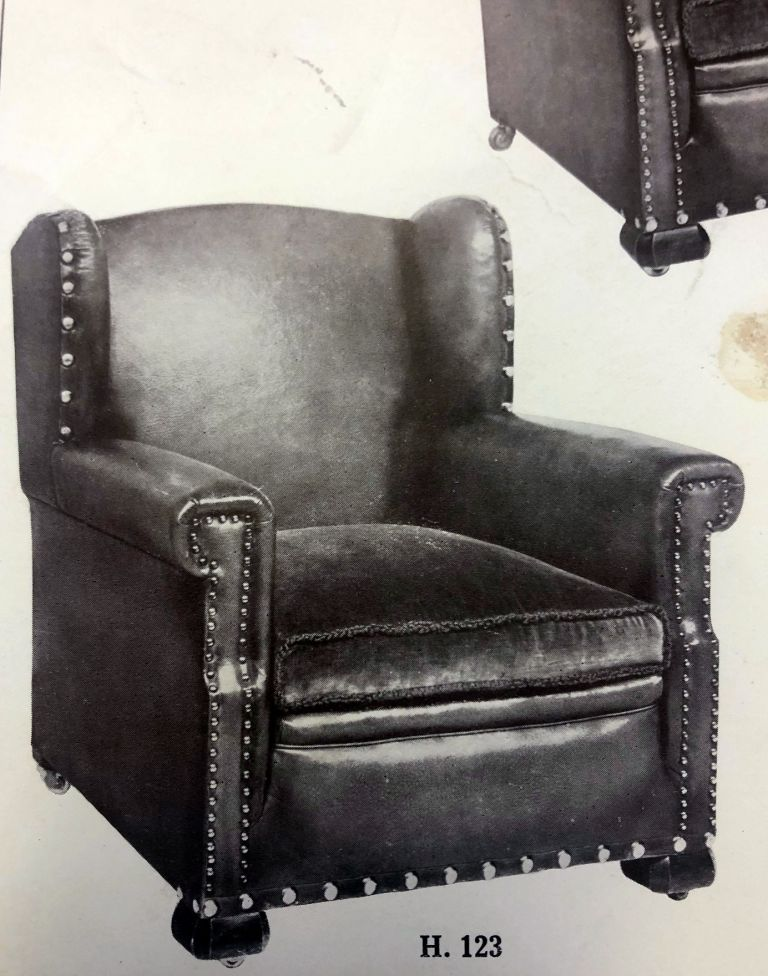 Strongbow Furniture. Catalogue. William Bartlett, Sons.