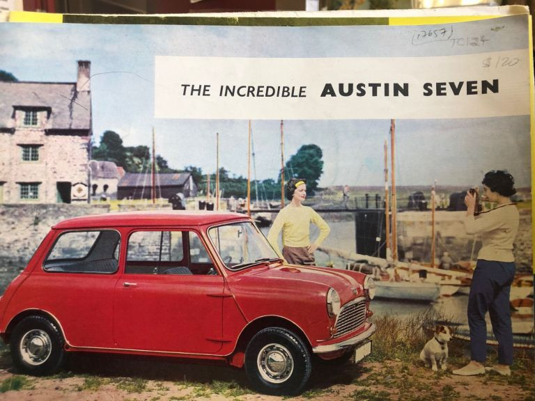 The Incredible Austin 7. The Austin Motor Company.