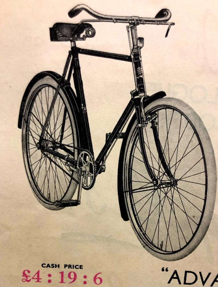 The Reliability Cycle. A Catalogue of Modern Bicycles. Hopper, Co Ltd.