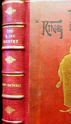 The King Country; or,Explorations in New Zealand. A narrative of 600 miles of travel through...