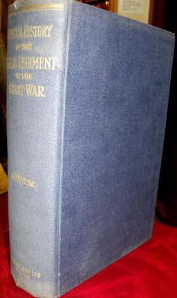 Official History of the Otago Regiment N.Z.E.F. In the Great War 1914-1918
