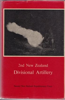 2nd New Zealand Divisional Artillery. W. E. MURPHY