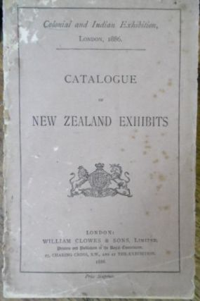 AUSTRALASIAN Colonies. New Zealand Handbook, with Map