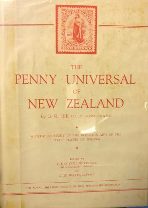 The Penny Universal of New Zealand. G. R. LEE