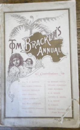 Tom Bracken's Annual [No.1] 1896. Thomas BRACKEN