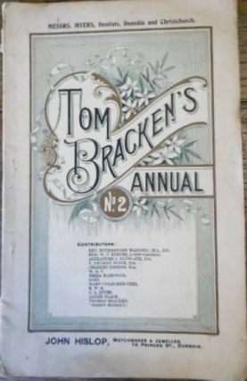 Tom Bracken's Annual No.2 1897. Thomas BRACKEN