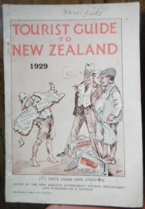 TOURIST GUIDE TO NEW ZEALAND 1929