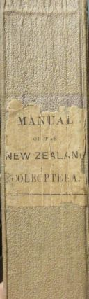 Manual of the New Zealand Coleoptera. Part I. THOMAS Captain BROUN