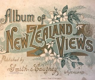 ALBUM OF NEW ZEALAND VIEWS
