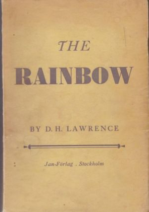 The Rainbow. David Herbert LAWRENCE