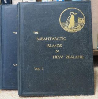 The Subantarctic Islands of New Zealand; Reports on the Geo-Physics, Geology, Zoology, and...