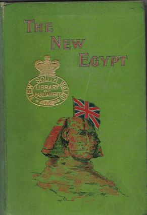 The New Egypt; a Social Sketch. Francis ADAMS