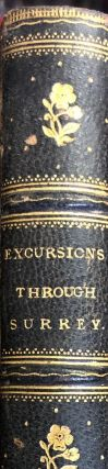 Excursions in the County of Surrey: Comprising Brief Historical and Topographical Delineations