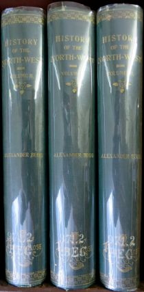 History of The North-West. 3 Volumes. Alexander BEGG