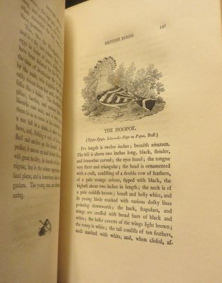 A History of British Birds. The Figures engraved on wood by T. Bewick. Vol. I containing the...