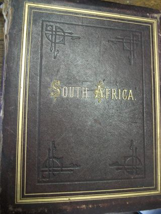 South Africa. Illustrated by a Series of One Hundred and Four Permanent Photographs. Robert HARRIS.