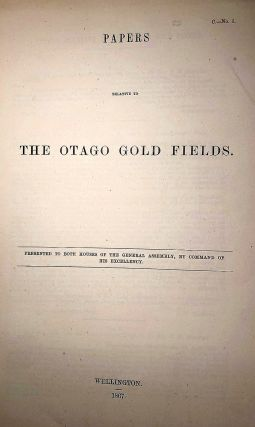 Otago Gold Fields