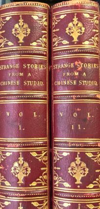 Strange Stories from a Chinese Studio. Herbert A. GILES, translated and
