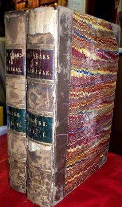 Ten Years in Sarawak. 2 Vols. Charles BROOKE.
