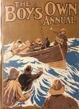 THE BOY'S OWN ANNUAL Vol. XLVI (46), 1923-1924