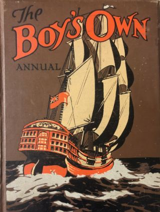THE BOY'S OWN ANNUAL Vol. LI (51), 1928-1924