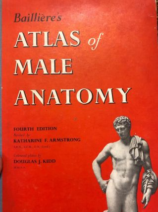 Bailliere's Atlas of Male Anatomy. Revised By Katharine F. Armstrong