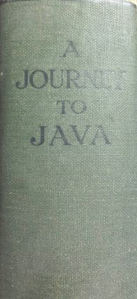 A Journey to Java. M. McMILLAN
