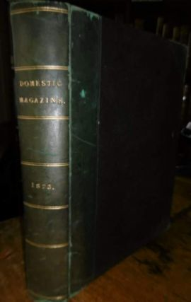 The Englishwoman's Domestic Magazine. An Illustrated Journal Combining Practical Information...vol XIV