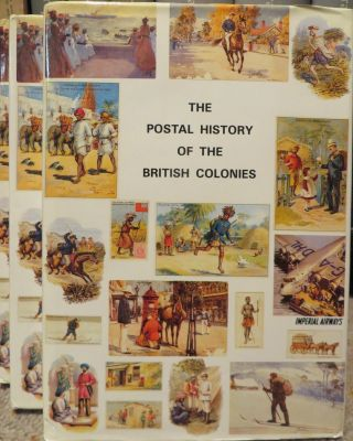 The Postal History of British Malaya. 3 volumes. Edward B. PROUD