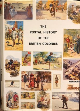 The Postal History of Tanganyika 1915-1961. Edward B. PROUD